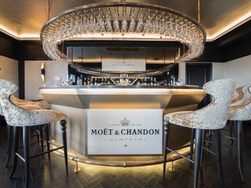 Hythe Ballroom Hotel – Moët & Chandon Champagne Bar