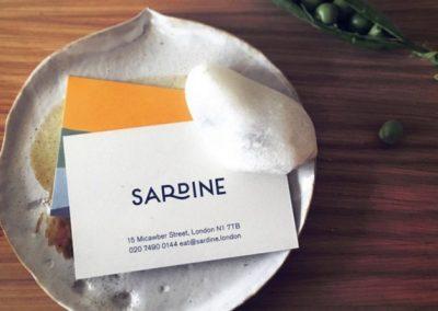 SUPSE6 - Sardine, London