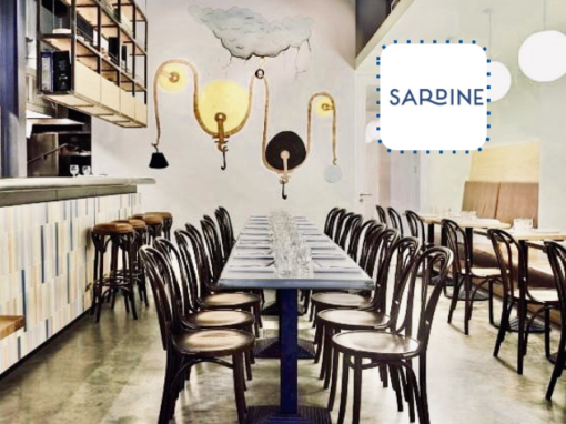 Sardine, London