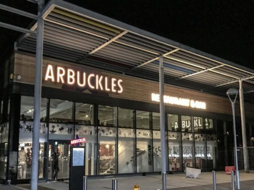 Arbuckles, Ely