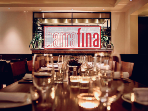 barrafina, London