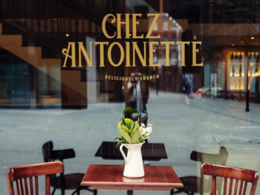 Chez Antoinette, St. James Park
