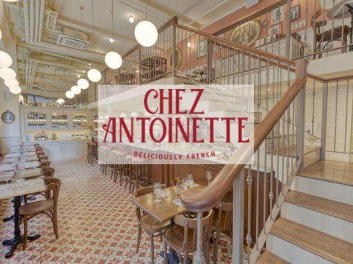 Chez Antoinette, Victoria SW1