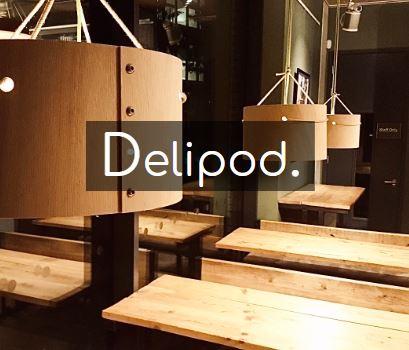 Delipod, London
